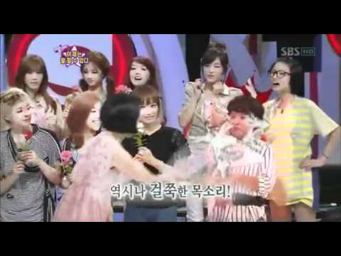 f(x) and Super Junior Cuts in Star King Ep 255 part 1