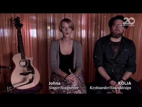 Sing like a Star - mit Johna an Bord von AIDA