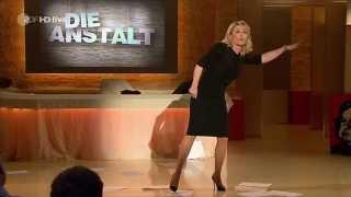 Simone Solga guckt kein Fernsehen mehr