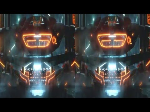 TRON: Legacy in 3D 1080 HD