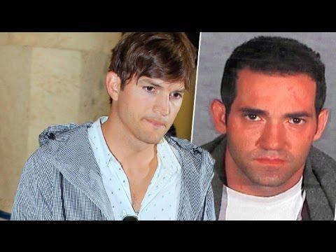 Actor Ashton Kutcher prepares to testify against psycho sexual thrill killer