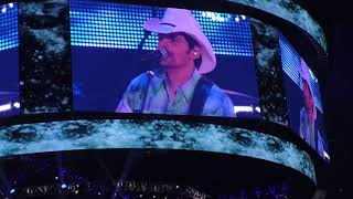 Brad Paisley - Houston Rodeo - (1 of 2) - 17 March 2018