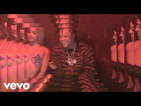 Trippie Redd - Death (Visualizer) ft. DaBaby