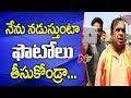 Star Comedian Brahmanandam Hubbub at Tirumala