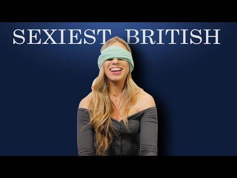 Sexiest British Accent