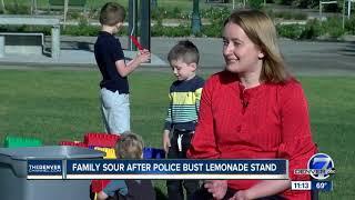 Stapleton neighbor calls police on boys' Memorial Day lemonade stand