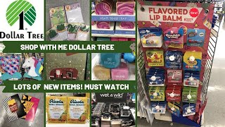 COME WITH ME TO DOLLAR TREE 🌳 LOTS OF AMAZING NEW FINDS 😍SHOP WITH ME DOLLAR TREE 🌳