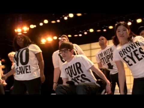 Glee-Born This Way (Full Performance)