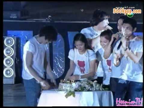 [Vietsub] SM Town 2008 Live in Bangkok - Birthday Celebration [360kpop.com]