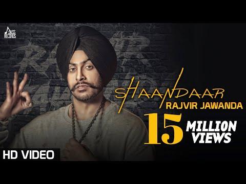 Shaandaar Lyrics - Rajvir Jawanda   MixSingh