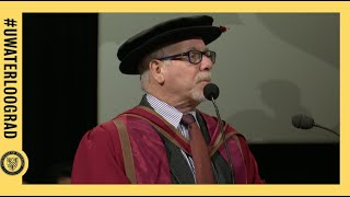 Fall Convocation 2019 - Faculty of Arts