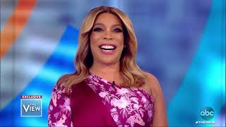 "Wendy Williams Talks New Season & ""Real Housewives"" Rumors   The Veiw"