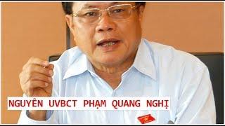 Nguyên UVBCT Phạm Quang Nghị có con rể dính líu đến vụ đại án cờ bạc từng phát ngôn thế này:...