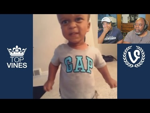 Dad Reacts to RIP Vine: BEST Vines of All Time! (TRY NOT TO LAUGH CHALLENGE)