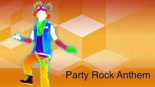 LMFAO Ft. Lauren Bennett and GoonRock - Party Rock Anthem (Just Dance Unlimited)