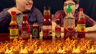 Da Bomb Beyond Insanity Hotter Than The Last Dab? - Hot Sauce Challenge