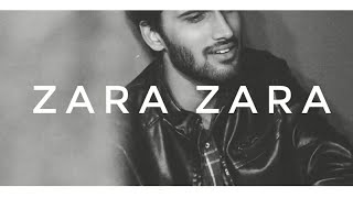Zara Zara Bahekta Hai (Cover) | Male Version | Rehnaa Hai Terre Dil Mein | Anurag Kabra
