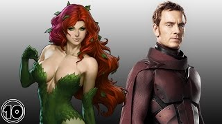 Top 10 Sexiest Super Villains