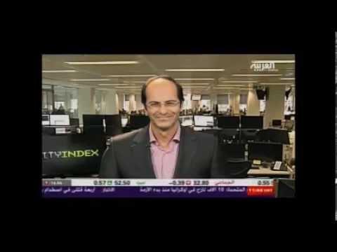 أشرف العايدي على قناة العربية 20 مايو 2014 Chart