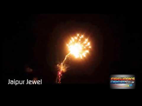 Jaipur Jewel - 25 shot firework