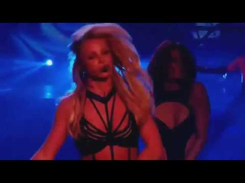 Britney Spears  Piece Of Me show 1 April 2017 Hollywood Planet