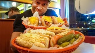 I TRIED AMERICA'S BEST HOT DOGS