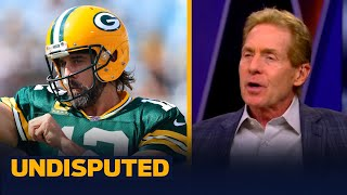 Aaron Rodgers arguably had the worst game of his career - Skip I NFL I UNDISPUTED