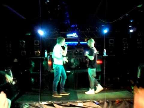 h1Gh ft. Johnyboy - Нас полюбят завтра ( Garage Донецк)