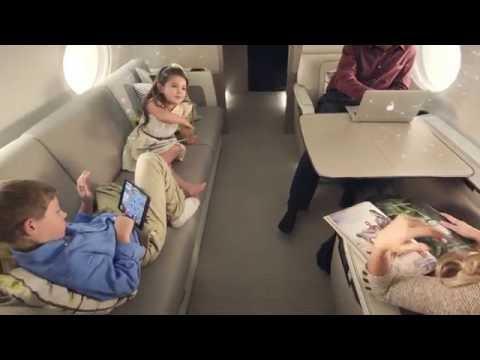 Gulfstream's Cabin Connectivity
