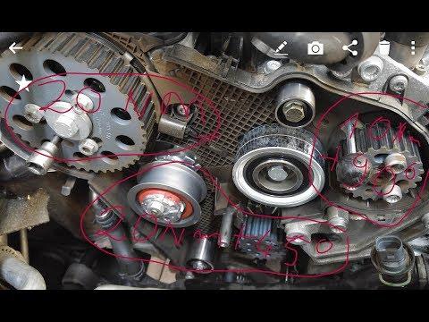 Vw Jetta Sportwagen Golf Tdi And Audi A3 Tdi Timing