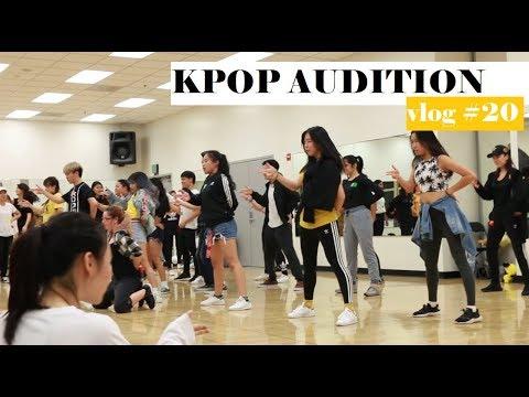 KOREOS AUDITION 2017 [Vlog #20]
