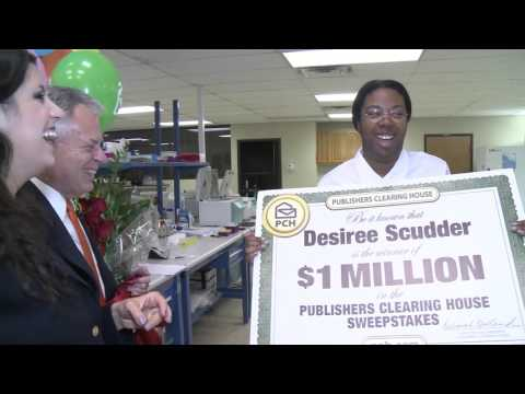 what would you do with a publishers clearing house prize texas woman finds out - House Sweepstakes