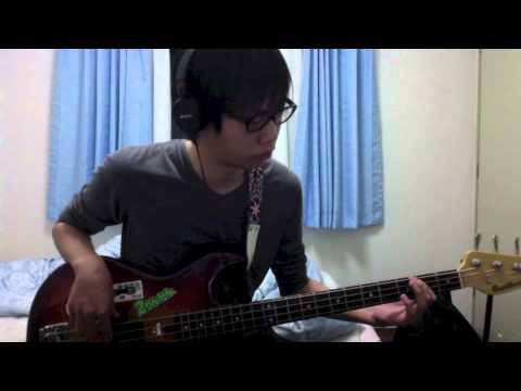 椎名林檎 - 浴室 bass cover