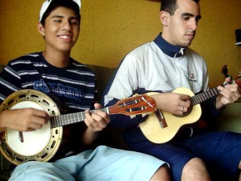 Cavaco e Banjo!