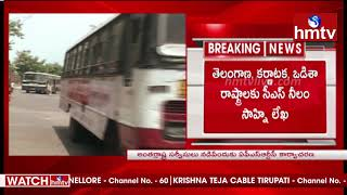 AP CS writes letter to TS, Karnataka, Odisha to resume bus..