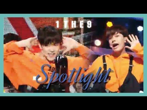 [HOT] 1THE9 - Spotlight,  원더나인 - Spotlight  show Music core 20190420