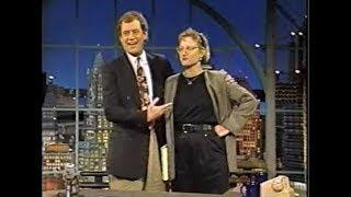 "The ""Husky Idler"" incident on Late Night, November 5, 1991"