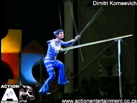 Dimitri Korneevich - Action Entertainment - Artist Demo 2011