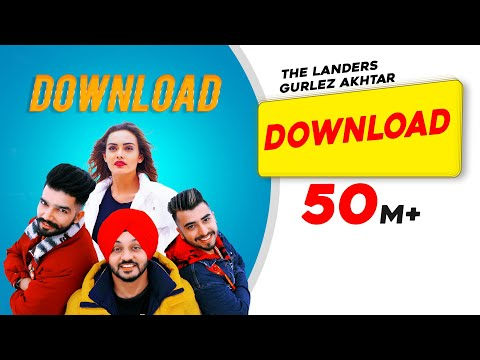 Download - The Landers feat. Gurlez Akhtar - Himanshi Parashar - Mr. VGrooves