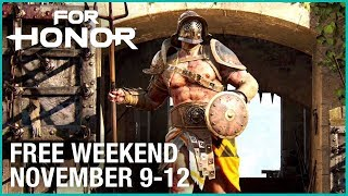 For Honor is free-to-play this weekend