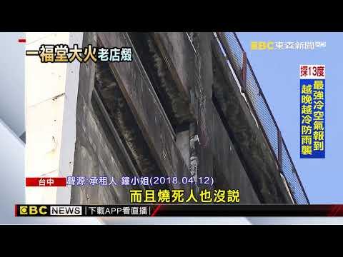 檸檬餅一福堂老店竄火 台中繼光商圈封街搶救@東森新聞 CH51