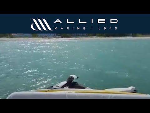 Before Sea Anchors Deployed AR