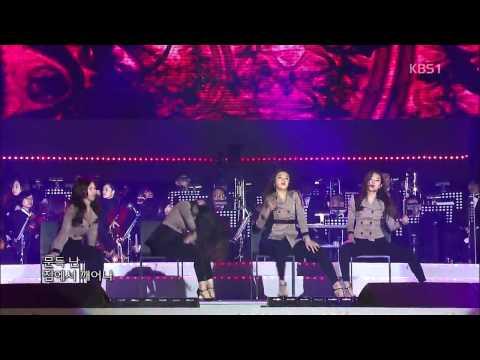 [HIT] 열린음악회-레드벨벳(Red Velvet) - Be Natural.20141116