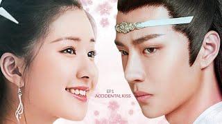 WANG YIBO & ZHAO LUSI CROSSOVER : EP.1 - ACCIDENTAL KISS