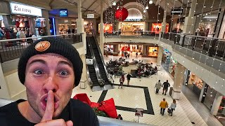 Hide N Seek In Mall *Winner Gets Christmas List*