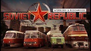 Frissítés volt Elvtársak! | Workers & Resources: Soviet Republic