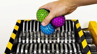 Shredding Stress Balls and Other Toys!