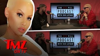 Amber Rose Says She Tried Selling Crack Back in the Day | TMZ TV