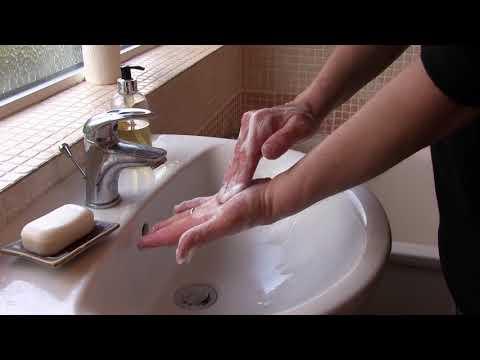 Hand washing, so important
