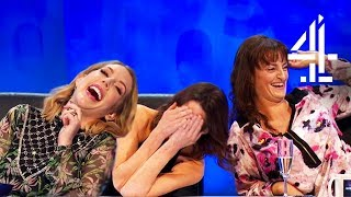 LOSING IT Over Phrase Every Woman Should Have In Their Vocabulary? | 8 Out of 10 Cats Does Countdown
